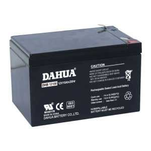 12V 10ah VRLA Sealed Lead Acid Maintenance Free UPS Battery pictures & photos