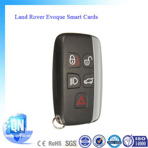 Car Key Remote for Land Rover Evoque Smart Cards pictures & photos