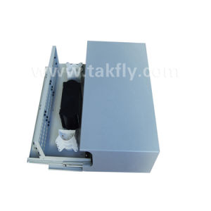 FTTH Rack-Mount 96 Port Optical Distribution Box ODF pictures & photos