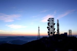 Luneng 65m Mobile Communication Tower pictures & photos