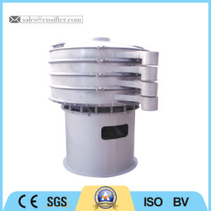 High Efficiency Multilayer Rotary Powder Vibrating Sifter Machine pictures & photos