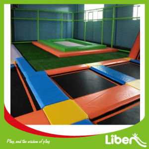 Commercial Indoor Trampoline Court for Children and Adults pictures & photos
