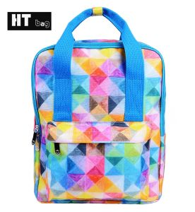 Thermal Dye Sublimation Camouflage Printing School Bag Backpack pictures & photos