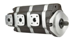 Vickers Series High Pressure Oil Pump G5-16-12-Ah15s-20-R Hydraulic Gear Pump pictures & photos