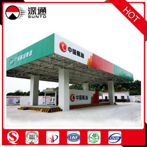 Sunto 20FT/40FT Explosion-Proof Mobile Fuel Station Portable Oil Station pictures & photos