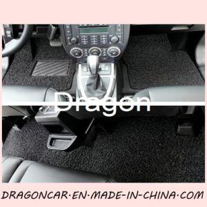 PVC Coil Car Mats, Plastic Car Floor Mat pictures & photos