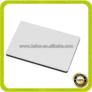 Wholesales Sublimation Blank MDF Fridge Magnet for Heat Transfer pictures & photos