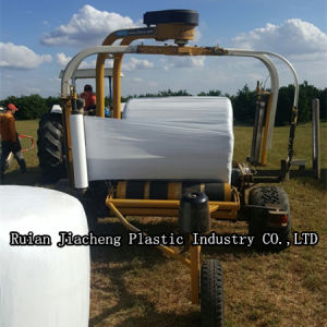 Silage Foil Film Plastic Hay Bale Wrap pictures & photos