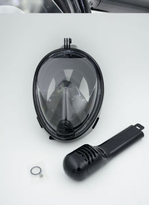 Snorkel Mask Anti Fog Full Face Diving Mask with Ce Certificate pictures & photos