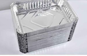 Aluminum Container Foil pictures & photos