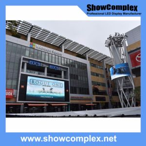 Outdoor Full Color LED Display Signs for Advertisement with High Refresh Rate (pH10 960mm*960mm) pictures & photos