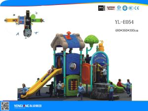 Playground Equipment of Mini Series with Slide (YL-E054) pictures & photos