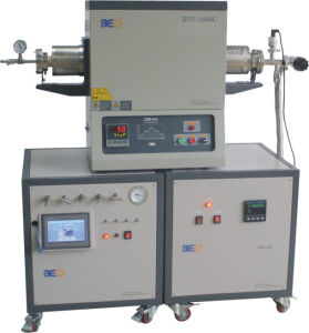 Electric CVD Tube Furnace for Nano Materials Production