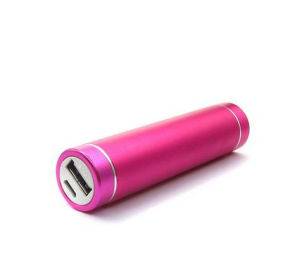 2600mAh Portable Charger RoHS Power Bank Mobile Phone Battery pictures & photos