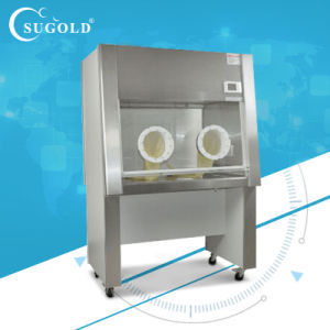 Sugold Class 100 Laminar Flow Hood with Rubber Gloves pictures & photos