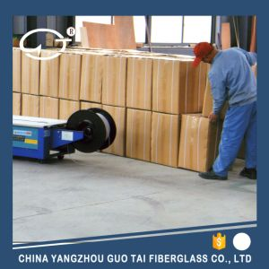 Electric Insulation Self-Extinguishing Fiberglass Sleeving with Silicone Resin pictures & photos
