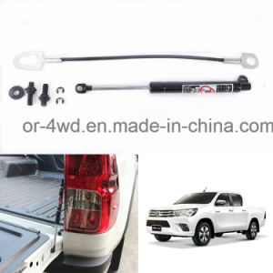 Rear Tailgate Slow Down Shock up Strut for Hilux Revo pictures & photos