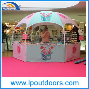 Dia3X2.6m Hexagon Dome Marquee Trade Show Kiosk Tent for Promotions pictures & photos
