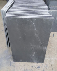 China Black Slate Tiles for Wall Cladding pictures & photos