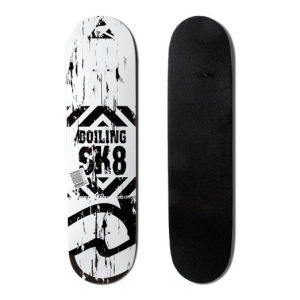 7 Layers Wood Longboard Skateboard with Factory Price pictures & photos