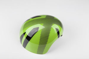 Green Union Jack Replacement Side Mirror Cover for Mini Cooper pictures & photos