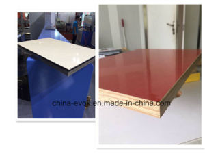Automatic Woodworking Edge Banding Machine with Pre-Milling Function Tc-60c-Yx pictures & photos