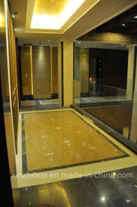 Natural Polished Copper Yellow Marble Tiles&Slabs for Luxury Decoration pictures & photos