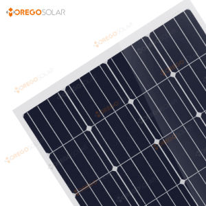 Morego Factory Best Price of 150W - 170W Mono Solar Panel pictures & photos