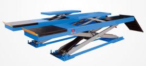Garage Equipment Hydraulic Onground Auto Scissor Lift YJJ3.5CB