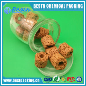 Breathing Biological Ceramic Rings Use in Aquarium pictures & photos