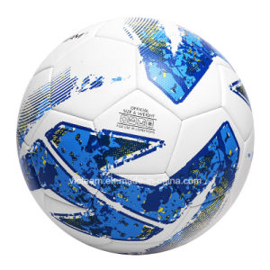 Match Grade Reinforced Butyl Bladder Soccer Ball pictures & photos