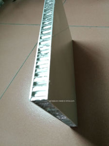 10mm Aluminium Honeycomb Panels Honeycomb Sandwich Panels for Curtain Wall pictures & photos