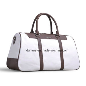 High Quality Waterproof Canvas Travel Handle Bag, Durable Custom Tote Bag Luggage Bag for Outdoor pictures & photos