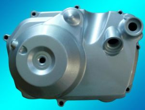 Electric Motor Cover Parts pictures & photos