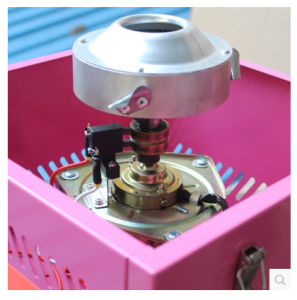 New Style Electric Pink Candy Floss Machine for Wholesale pictures & photos
