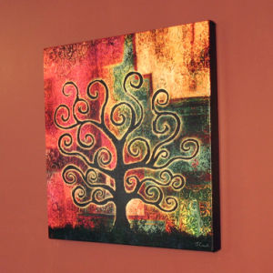 Hotel Decoration Abstract Art Picture Printed on Canvas pictures & photos