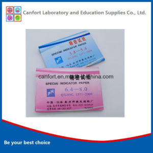 Medical Supplies Special Indicator Paper 3.8-5.4 pH Test Paper pictures & photos