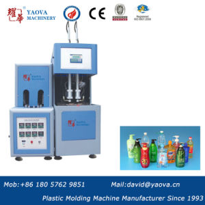 2liter 1.5liter Cheap Price Semi Automatic Bottle Blowing Machine pictures & photos