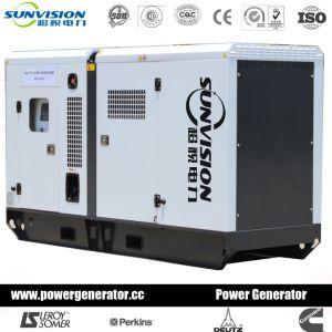 60Hz 80kVA Generator Set with Perkins Engine pictures & photos