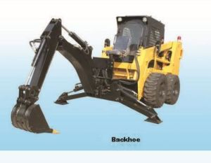1 Ton China Mini Wheel Loader for Sale (WSL100) pictures & photos