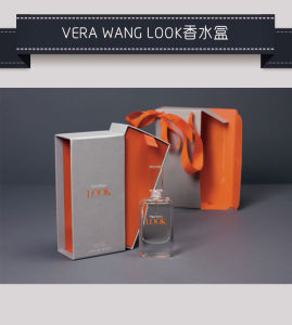 Fragrance Perfume Paper Cardboard Packaging Box with Inner Tray pictures & photos