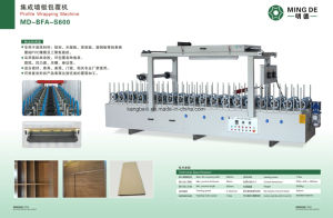 MDF Furniture Making Woodworking Coating Machine pictures & photos