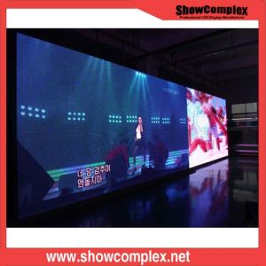 P3.9 Indoor High Definition HD Video Wall pictures & photos