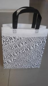 Printed Non Woven Shopping Bag/Advertising Bag/Promotion Bag/Electronics Handle Bag pictures & photos
