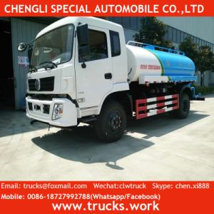 Clean Road Sprinkler Water Tank Truck pictures & photos