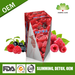 Raspberry Enzyme Powder for Detox and Slimming Body 15 Sachets pictures & photos