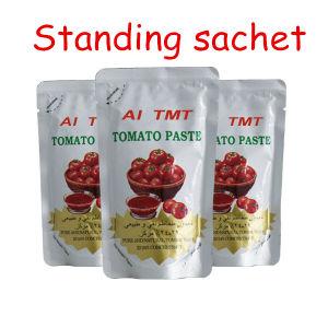 70*25*4 Al Mudhish Sachet Tomato Paste pictures & photos