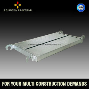 Hi-Load Metal Scaffold Board Steel Scaffolding Plank pictures & photos