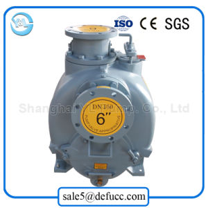 6 Inch Self Priming Solid Handing Sewage Pump pictures & photos