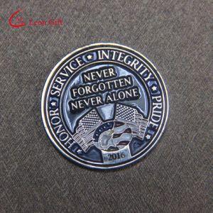 Factory Custom Design Us Metal Appreciated Coin for Souvenir pictures & photos